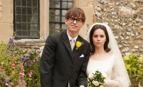 The Theory of Everything Stars Eddie Redmayne Felicity Jones