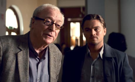 Michael Caine Weighs In on the Inception Ending!