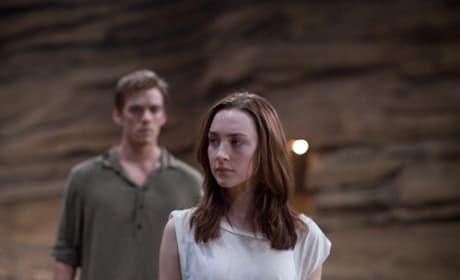 Jake Abel Saoirse Ronan The Host