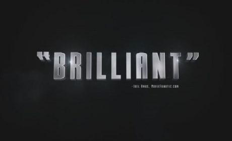 "Movie Fanatic on TV: Iron Man 3 is ""Brilliant"""