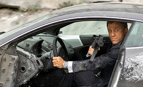 Quantum of Solace Soars to Box Office Victory
