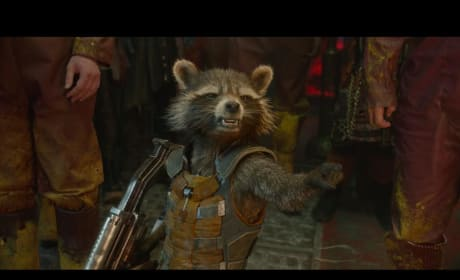 9 Biggest Moments From Guardians of the Galaxy DVD Bonus Features