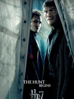 HP7 Hunt Begins Poster