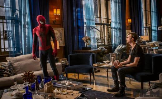 The Amazing Spider-Man 2 Spider-Man Harry Osborn