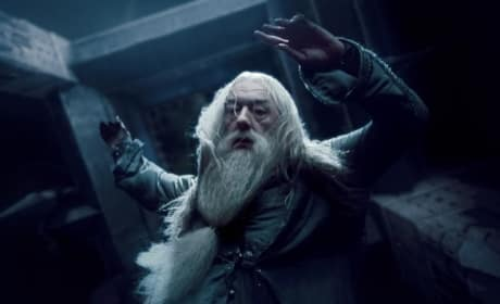 Dumbledore, Noooooo!