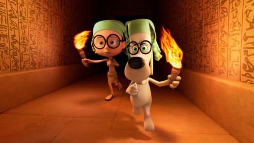 Mr. Peabody & Sherman Ty Burrell Max Charles
