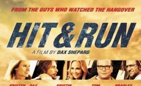 Hit and Run Giveaway: Win an Exclusive Prize Pack!