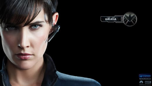 The Avengers Wallpaper: Agent Maria Hill