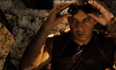 Riddick star Vin Diesel