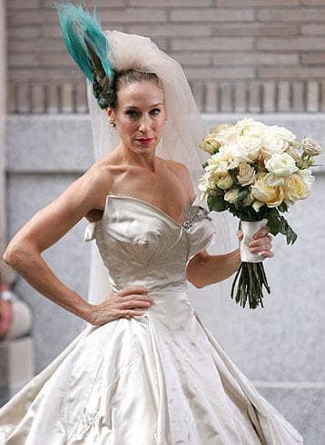 Carrie Bradshaw Picture