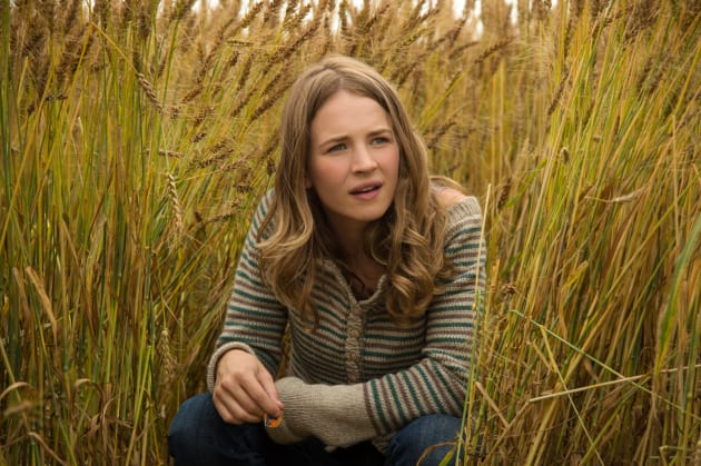 Britt Robertson Tomorrowland Photo