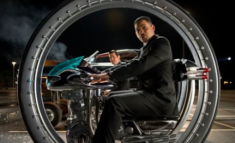 Will Smith Men in Black 3 Interview: Don't Call it a Comeback