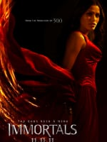 Immortals Character Poster - Phaedra
