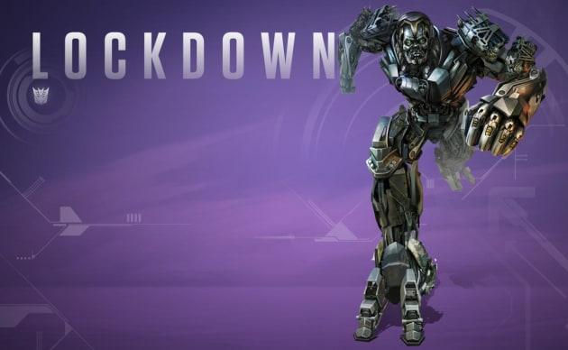 Transformers Age of Extinction Lockdown