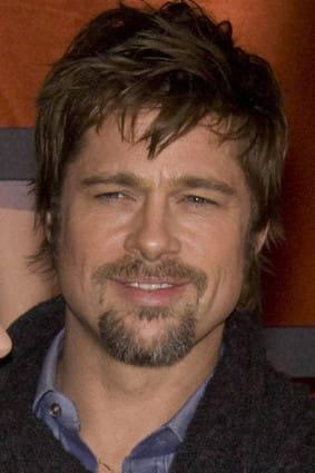 Brad Pitt Photograph