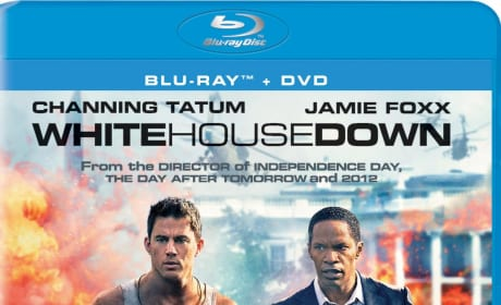 White House Down DVD Review: Roland Emmerich Blows it Up