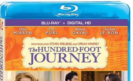 The Hundred-Foot Journey DVD