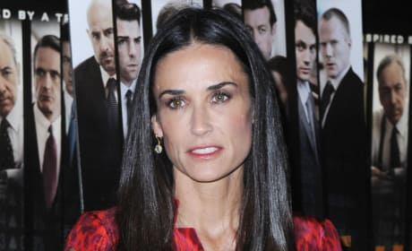 Demi Moore Cast as Gloria Steinem in Linda Lovelace Biopic