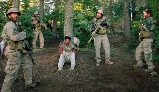 Lone Survivor Cast