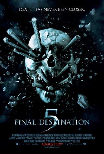 Final Destination 5 Poster #2