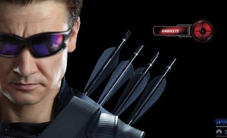 The Avengers Wallpaper: Hawkeye