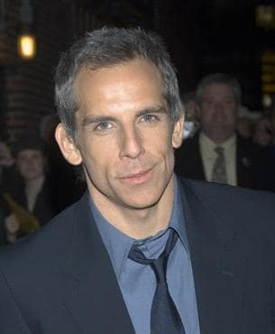 Ben Stiller Goes Grey