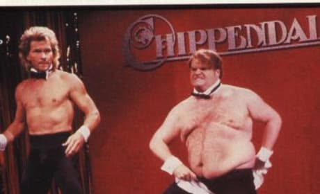 Tony Scott Goes to Chippendales!