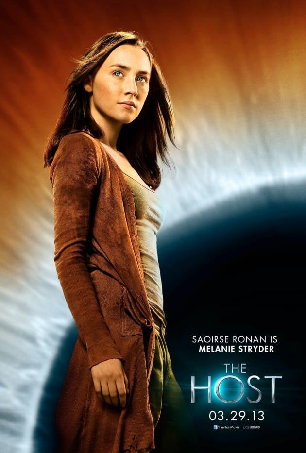 The Host Saoirse Ronan Poster