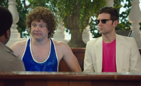 Rob Corddry Adam Scott Hot Tub Time Machine 2
