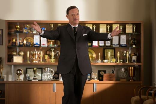 Tom Hanks Stars as Walt Disney in Saving Mr. Banks