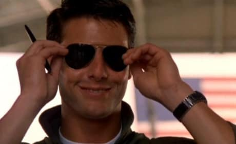 Tom Cruise Intended Star of Top Gun 2!