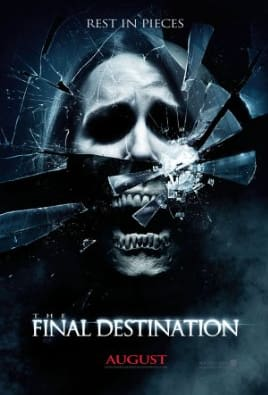The Final Destination Movie Poster