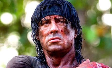 John Rambo Photo from Latest Movie