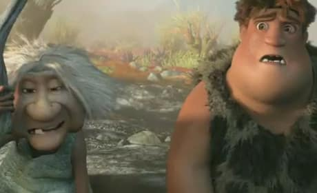 The Croods Trailer: We Need to Leave Immediately, the World is Ending