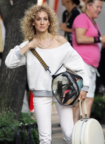 Carrie Bradshaw Flashback