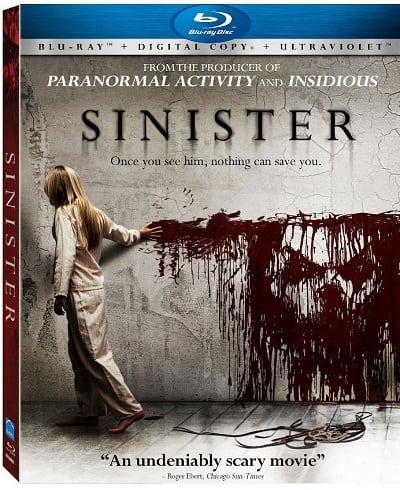 Sinister DVD