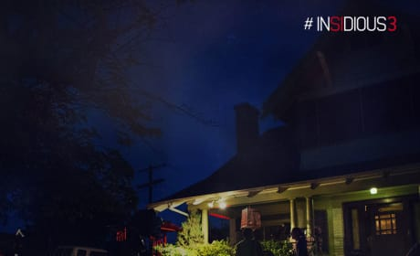 Insidious Chapter 3 Set House Photo