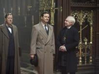 King George VI Getting Ready to Speak
