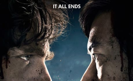 The Hangover Part III Poster Drops: An Epic Faceoff
