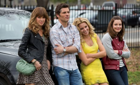 Walk of Shame Elizabeth Banks James Marsden Gillian Jacobs