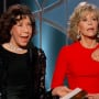 Jane Fonda Lily Tomlin Golden Globes