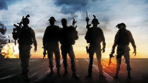 The Cast of Act of Valor