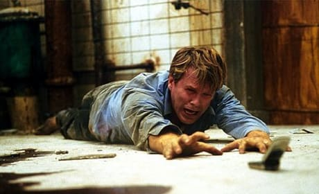 Cary Elwes Saws Again, This Time in 3-D