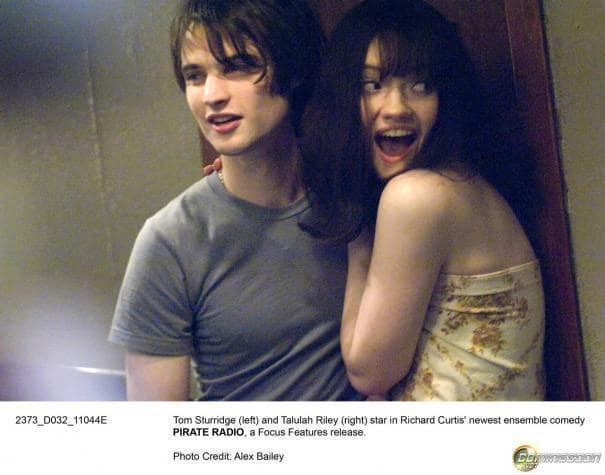 Tom and Talulah