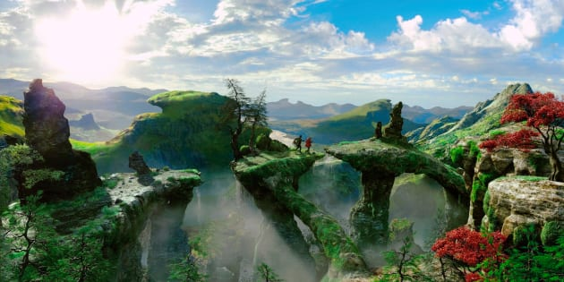 Oz: The Great and Powerful Still