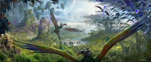 Avatar Park Disney's Animal Kingdom