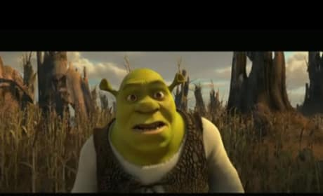 Shrek Forever After Pied Piper Clip