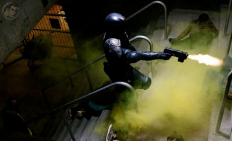 Dredd 3D Featurette: Slowing Down with Slo-Mo