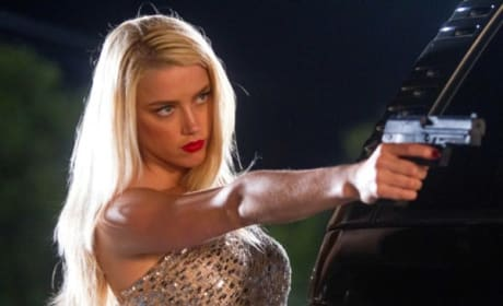 Machete Kills Amber Heard Photo