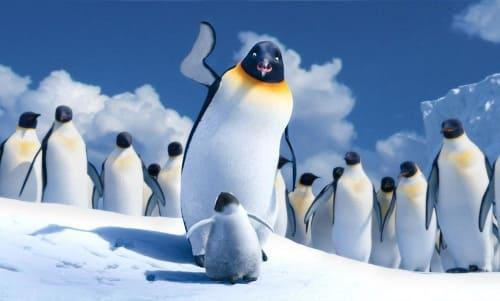 Elijah Wood Stars in Happy Feet 2